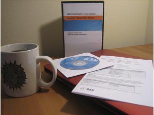 BSDCG Study DVD